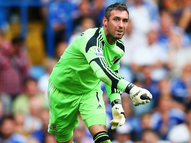 Allan McGregor: Could return to action for Hull