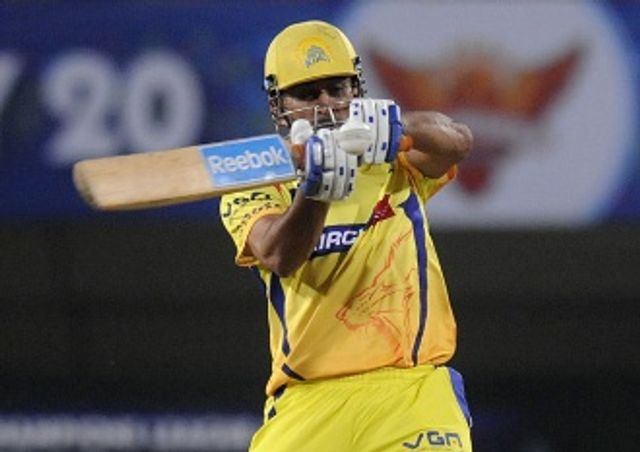 Mahendra Singh Dhoni: Helped the Super Kings to victory