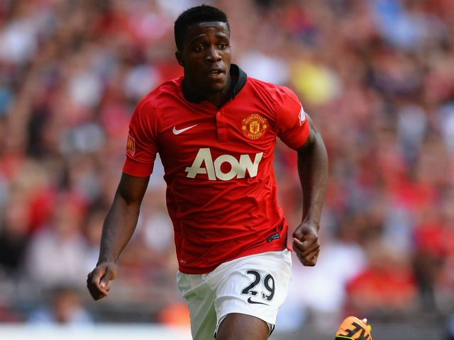 Wilfried Zaha: Hasn't played in the league this term