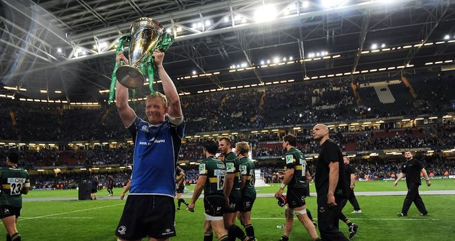 Leinster: Triumphant in 2011