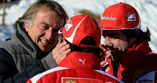 Luca di Montezemolo: Expecting a 'great end' to Massa's Ferrari career
