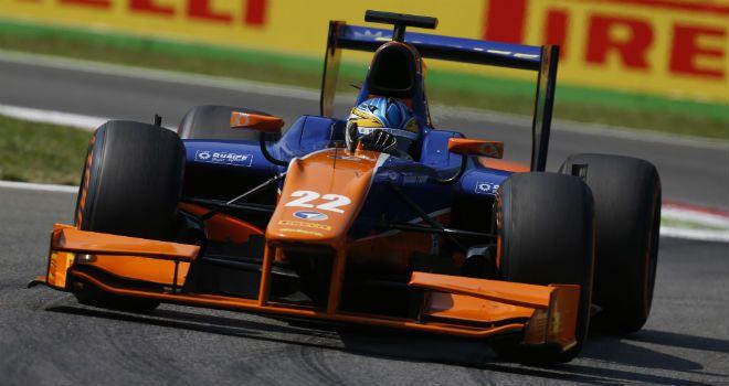 Adrian Quaife-Hobbs: Took maiden victory at Monza (GP2 Series Media)