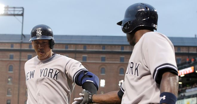 Alex Rodriguez and Alfonso Soriano: Made key contributions for the Yankees