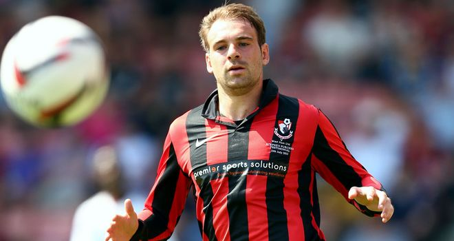 Brett Pitman struck two penalties for Bournemouth
