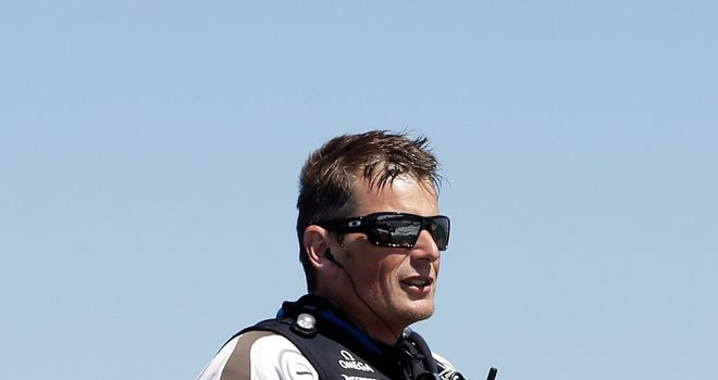 Dean Barker: Credited Oracle Team USA following their stunning 9-8 success in the America's Cup