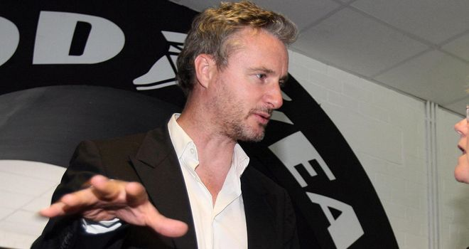 Eddie Irvine: Sentence likely to be suspended