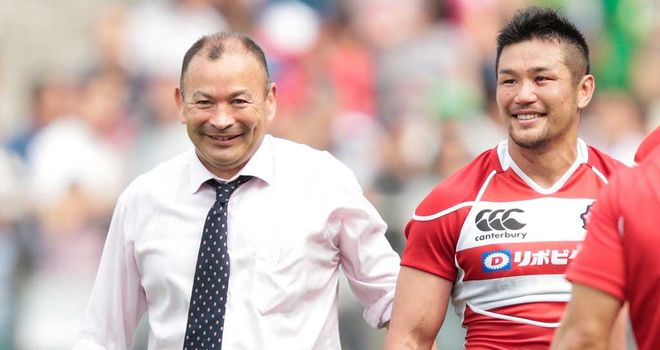 Eddie Jones: Bringing Japan to Kingsholm in November