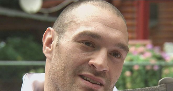 Tyson Fury: Expects his mental strength to be tested