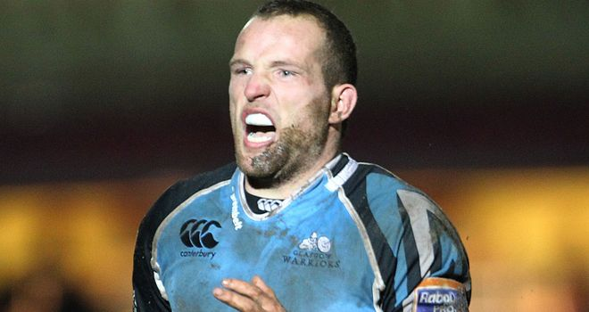 James Eddie: Scored converted try late on to seal shock win