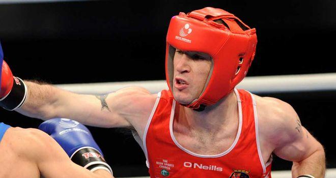 John Joe Nevin: Silver medalist at last year's Olympics