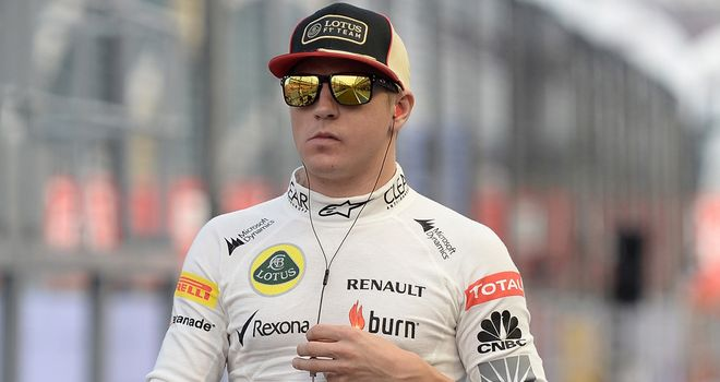 "Kimi Raikkonen: Has suffered back pain for ""a long, long time"""