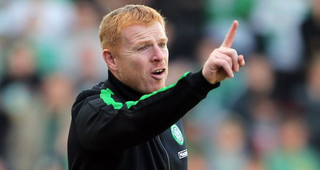 Neil Lennon: Celtic manager plays down unbeaten talk