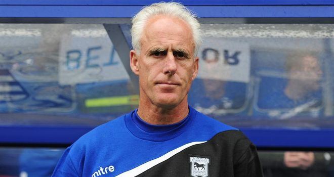Mick McCarthy: Was unhappy with his side's first-half performance