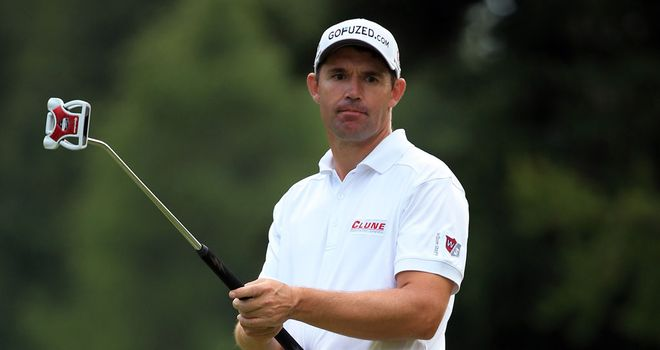 Padraig Harrington: Has had just two top-10 finishes on the European Tour this year