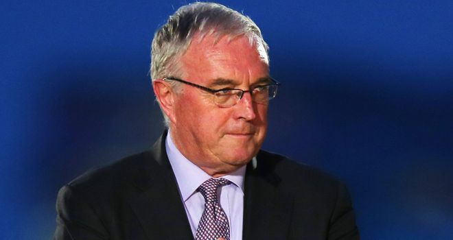Pat McQuaid: Wants Brian Cookson to condemn corruption claims