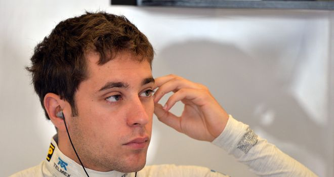 Robin Frijns will not be retained by Sauber in 2014