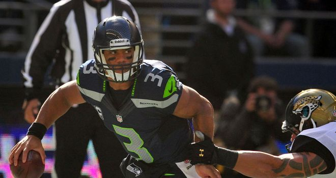 Russell Wilson looks to return to form against the Cardinals