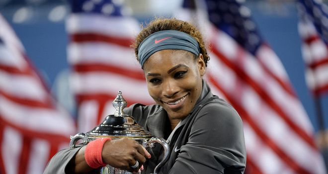 Serena WIlliams: Is bidding for a third straight US Open title