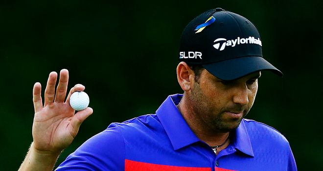 Sergio Garcia: On target for first win of 2013