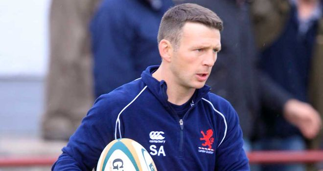 Simon Amor: One of England's finest Sevens players