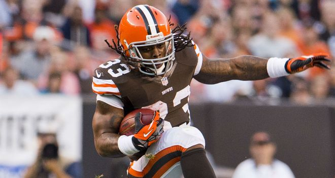 Trent Richardson: Has been traded to the Indianapolis Colts