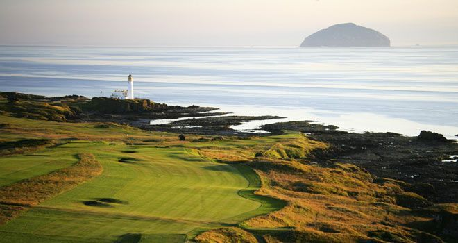 Bruce's Castle (9th) The Ailsa, Turnberry; chosen by Peter Oostershuis