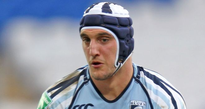 Sam Warburton: Relishing cup challenge