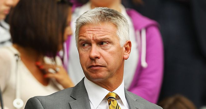 Adam Pearson: Has outlined Hull FC plans for player recruitment in an open letter to the fans