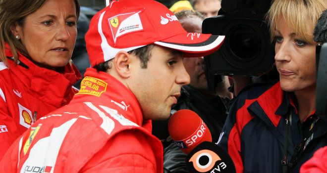 Felipe Massa: Says he has a number of options for 2014