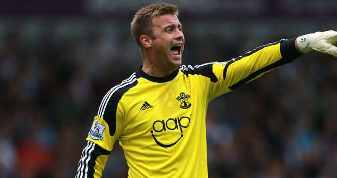 Artur Boruc: Wants Saints to maintain momentum