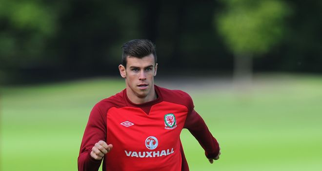 Gareth Bale: Not starting against Serbia