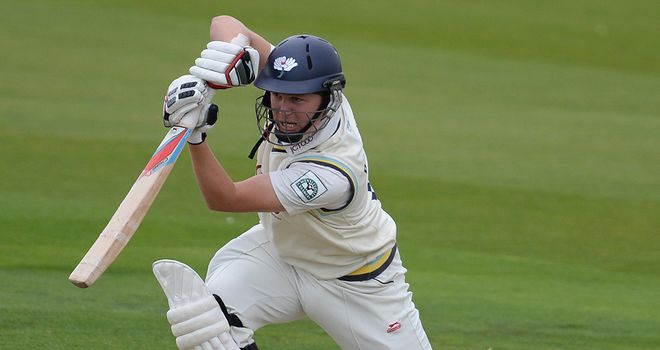 Gary Ballance: Yorkshire left-hander the surprise name in the Ashes squad