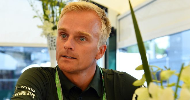 Heikki Kovalainen: Hopeful of returning to F1 in 2014