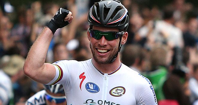 Mark Cavendish could train with the GB track team