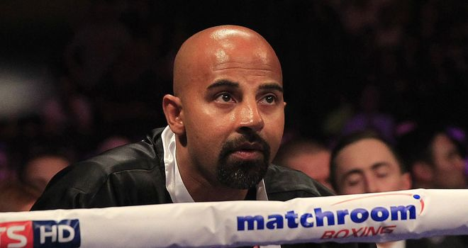 Dave Coldwell: Split loyalties on Saturday night (Pic Lawrence Lustig)