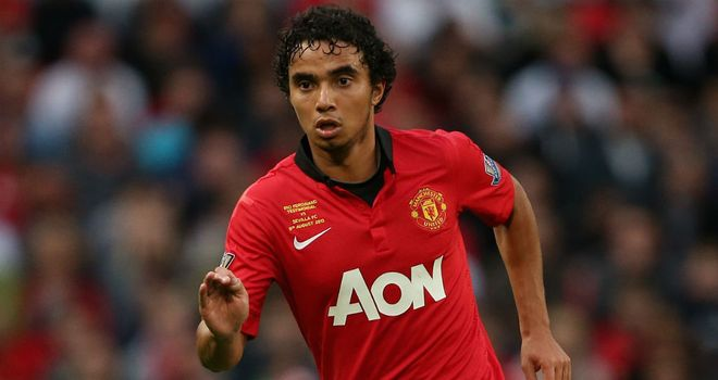 Fabio: Linked with loan from Manchester United
