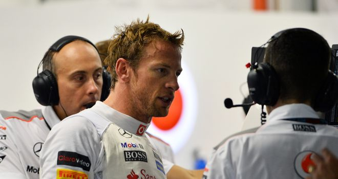 Jenson Button: 2014 rules handicap heavier drivers