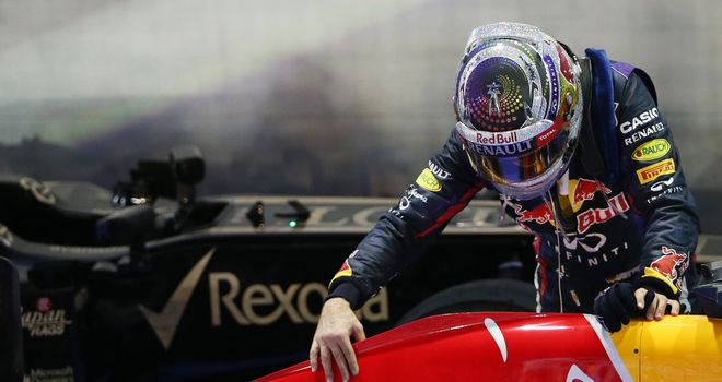 Sebastian Vettel: How much is down to the driver and how much to the car?