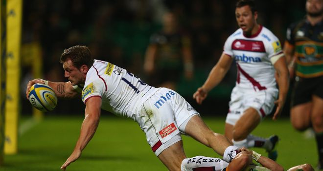 Mark Cueto: Returns for Sale as they look to consolidate top spot in Pool 1