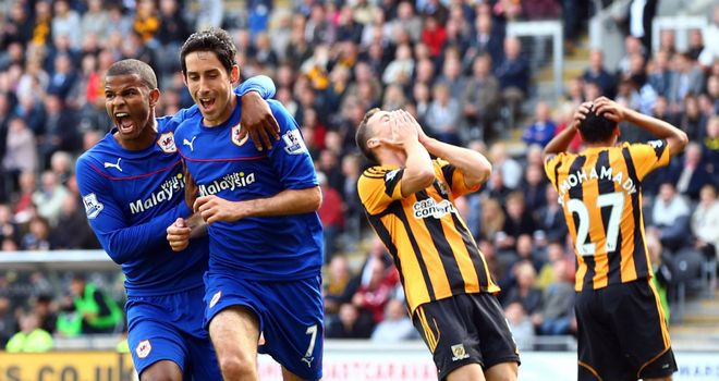 Peter Whittingham: Grabbed Cardiff's equaliser in draw with Hull