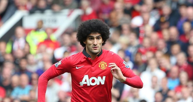 Marouane Fellaini: Happy with debut