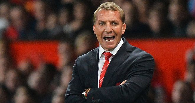 Brendan Rodgers: Pleased with Luis Suarez's return to action