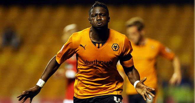 Bakary Sako: Scored the second