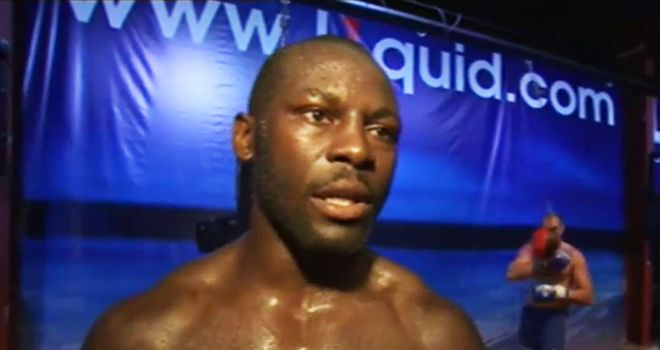 Steve Cunningham: Happy to help Tyson Fury prepare for David Haye