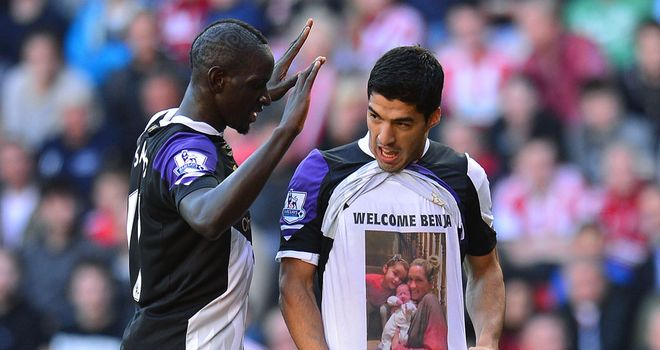 Luis Suarez: Marked his Premier League return with two goals