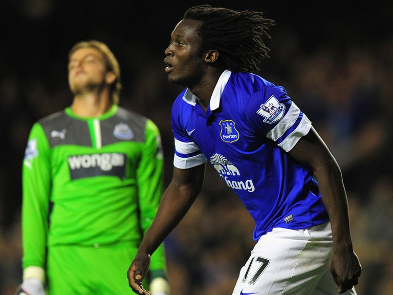 Lukaku: Made immediate impact at Everton