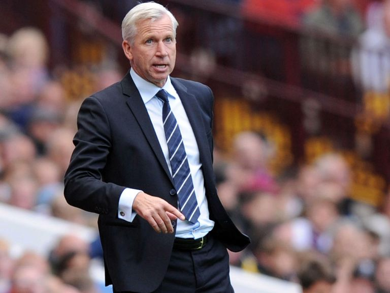 Alan Pardew: Convinced Newcastle will turn things around