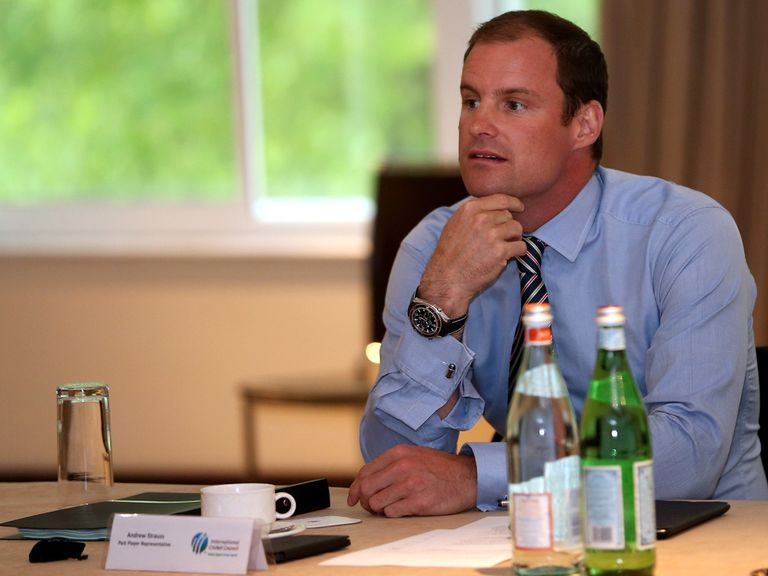 Andrew Strauss: 'A Middlesex man through and through'