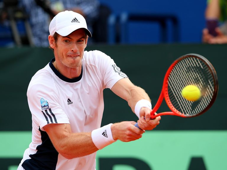 Andy Murray: Recovering from operation