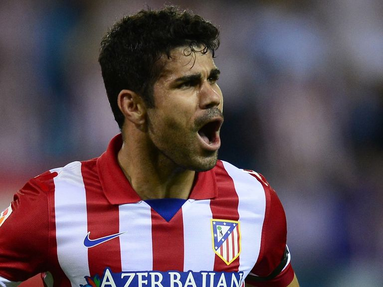 Diego Costa: Committed to Spain